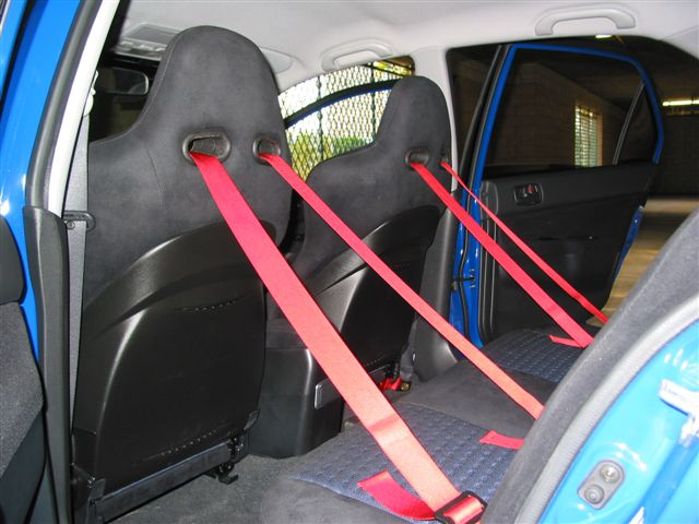 ... regarding 4 point harnesses - LotusTalk - The Lotus Cars Community