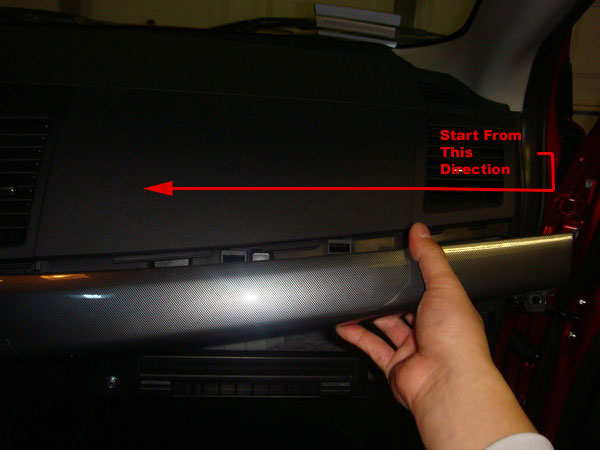 HOW TO: Installing Factory Nav Unit into Non-Nav Evo 10 ... Nav Radio Wiring Diagram Evo X on