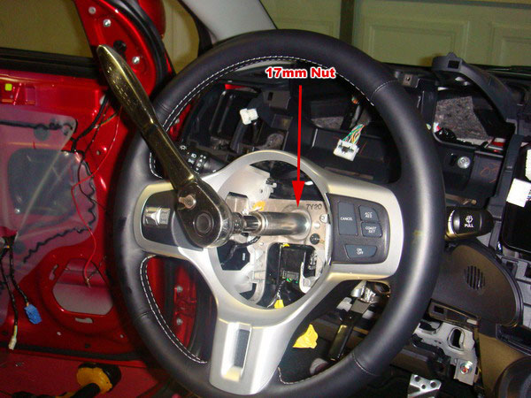 how to install factory bluetooth into evo x gsr evolutionm net 7 the steering wheel off the car we will now disassemble the steering wheel by removing the 4 phillips screws